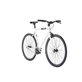 FIXIE Inc. Floater Citycykel vit